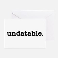 Undatable Greeting Cards (Pk of 10)