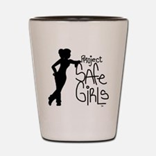 PROJECT SAFE GIRLS SMALLER Shot Glass