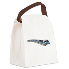 new monorail t shirt copy Canvas Lunch Bag