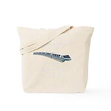 new monorail t shirt copy Tote Bag