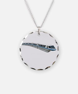 new monorail t shirt copy Necklace