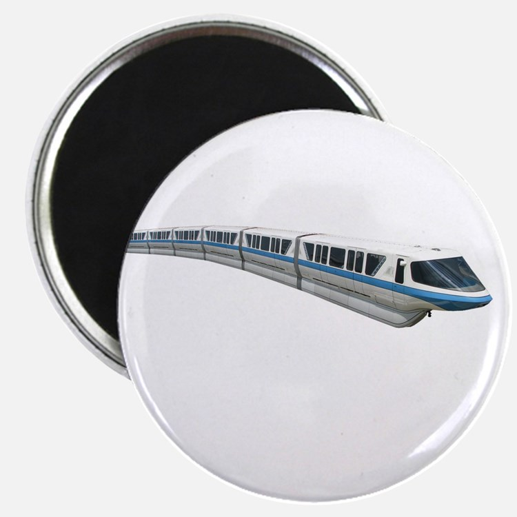 new monorail t shirt copy Magnet