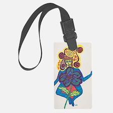 Himalayan Goddess Luggage Tag