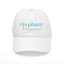 ec-logo-tagline Baseball Cap