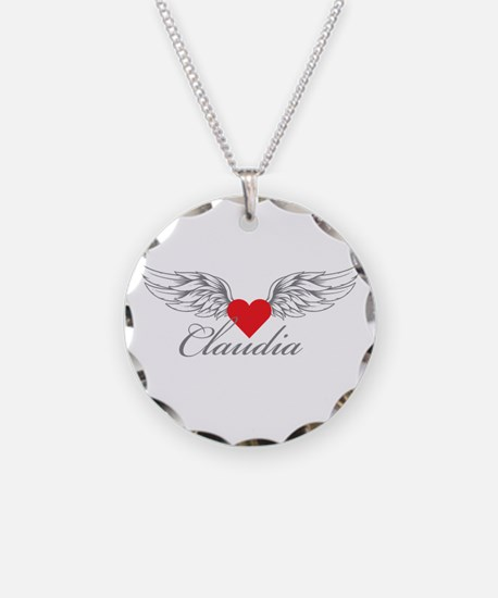 Angel Wings Claudia Necklace