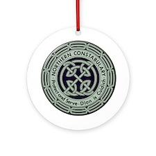 Northern Constabulary United Kingdom Ornament (Rou