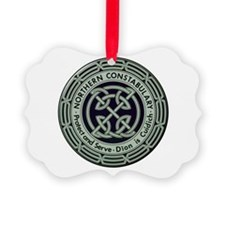 Northern Constabulary United Kingdom Ornament