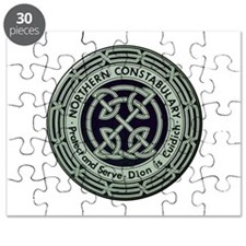 Northern Constabulary United Kingdom Puzzle
