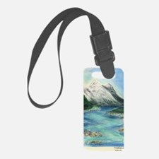 MedicineLake Luggage Tag