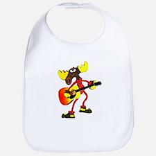 12-string acoustic guitar MOO Bib