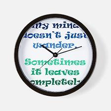 mymind3 Wall Clock