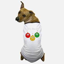 letshang-drk Dog T-Shirt