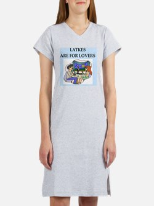 LATKES lover Women's Nightshirt