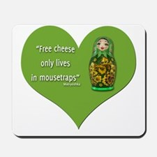 FreeCheese2 Mousepad