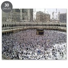 Last Day of Hajj Puzzle