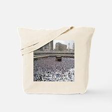 Last Day of Hajj Tote Bag