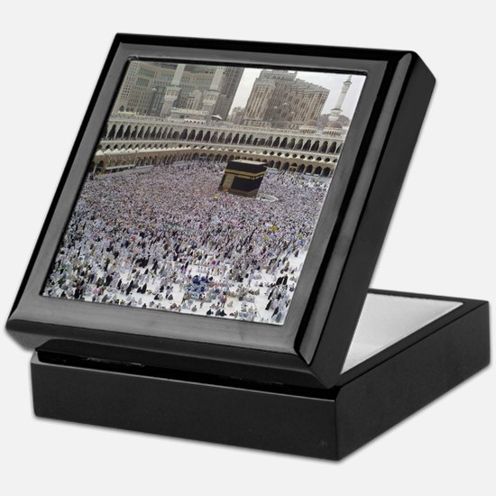 Last Day of Hajj Keepsake Box