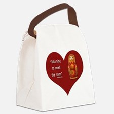 TheRoses2 Canvas Lunch Bag