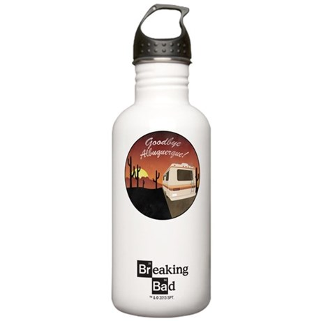 Goodbye Albuquerque Stainless Water Bottle 1.0L