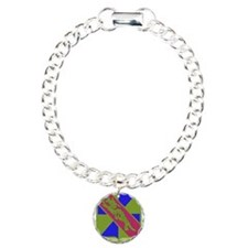 159TH AV BDE Charm Bracelet, One Charm