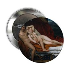 "Cupid and Psyche 2.25"" Button"