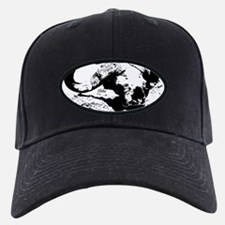 skullgraphic Baseball Hat