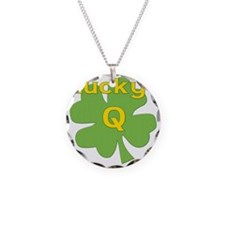 Lucky Q Necklace