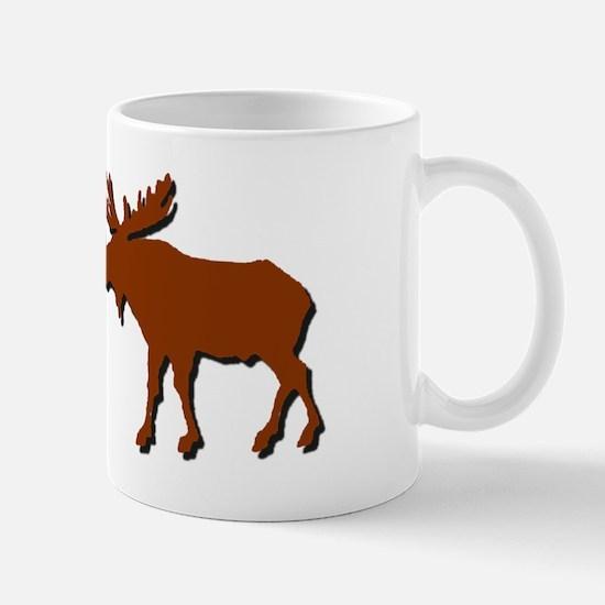 kissingmoose Mug