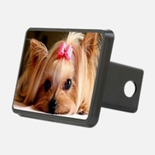 Yorkie post Rectangular Hitch Cover