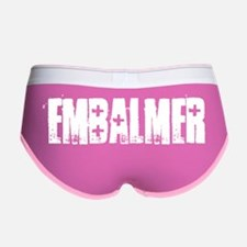 Embalmer Women's Boy Brief