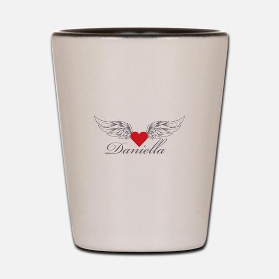 Angel Wings Daniella Shot Glass