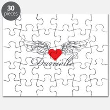 Angel Wings Danielle Puzzle
