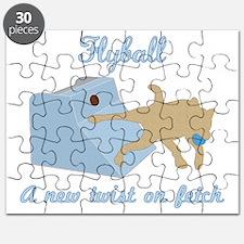 FlyballTwist Puzzle