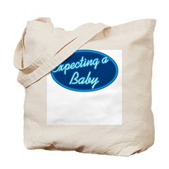 Expecting a Baby Tote Bag