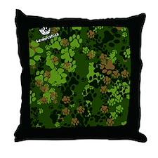 catpat-ipad-2 Throw Pillow