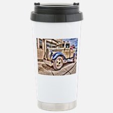 Tow Truck Stainless Steel Travel Mug