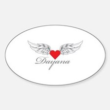 Angel Wings Dayana Decal