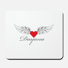 Angel Wings Dayana Mousepad