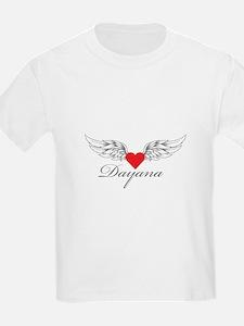 Angel Wings Dayana T-Shirt