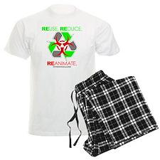 reanimate.white Pajamas