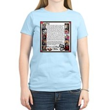 Chelsea Young Pillow T-Shirt