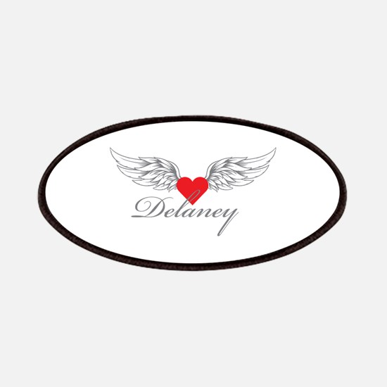 Angel Wings Delaney Patches
