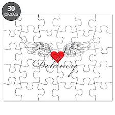 Angel Wings Delaney Puzzle
