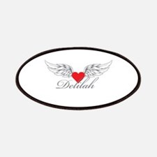 Angel Wings Delilah Patches