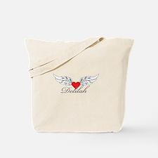 Angel Wings Delilah Tote Bag