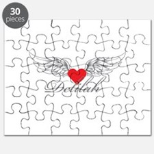 Angel Wings Delilah Puzzle