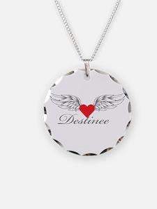 Angel Wings Destinee Necklace