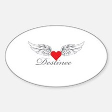 Angel Wings Destinee Decal