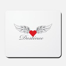 Angel Wings Destinee Mousepad