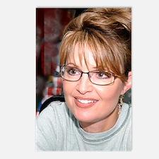 Sarah Palin in Kuwait tsh Postcards (Package of 8)